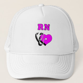 RN Care Trucker Hat