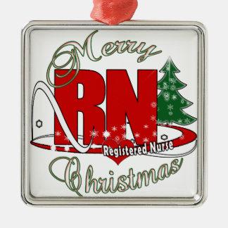 RN CHRISTMAS Registered Nurse Christmas Tree Ornaments