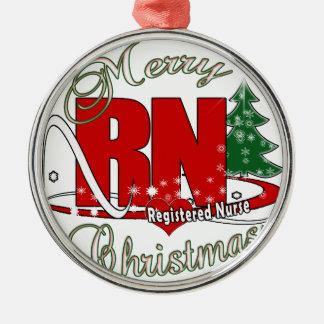 RN CHRISTMAS Registered Nurse Christmas Ornaments
