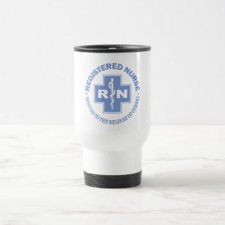 RN -Dedicated To Others Coffee Mug