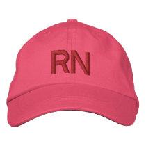 RN hat - pink