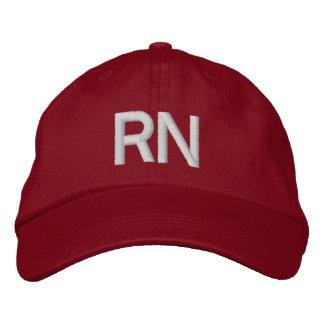 RN hat - red