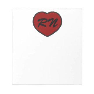 rn heart pixel scratch pad