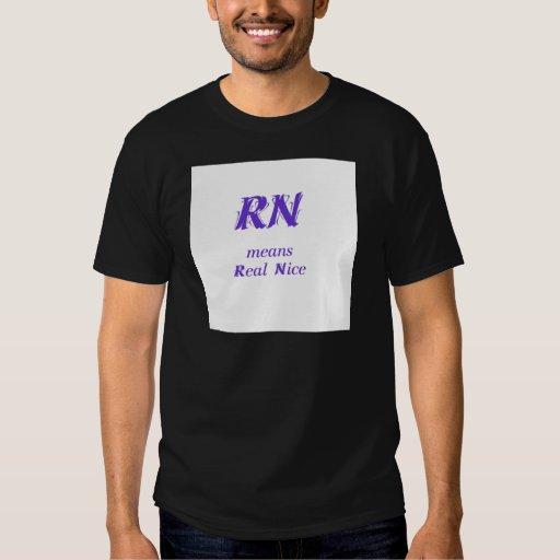 RN in purple T-Shirt