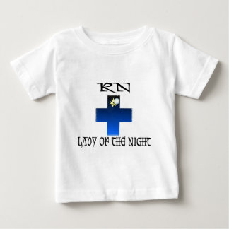 RN-Lady of The Night T-shirts