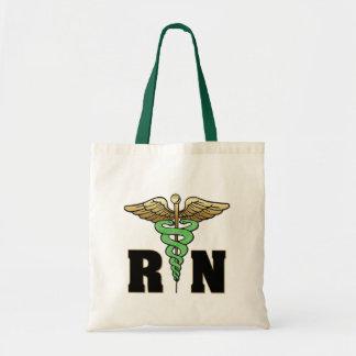 RN / Nurse Budget Tote Bag