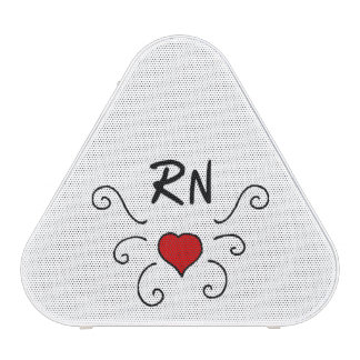 RN Nurse Love Tattoo Bluetooth Speaker