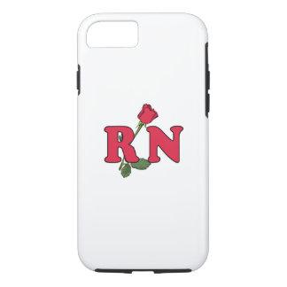 RN Nurse Rose iPhone 7 Case