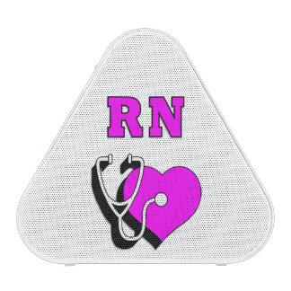 RN Nurses Care Bluetooth Speaker