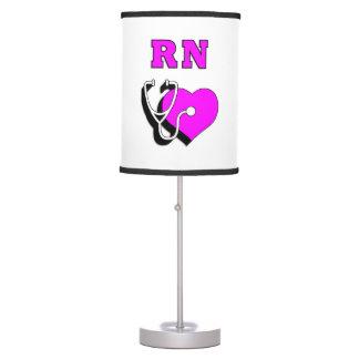 RN Nurses Care Table Lamp