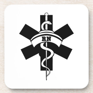 RN Nurses Coaster