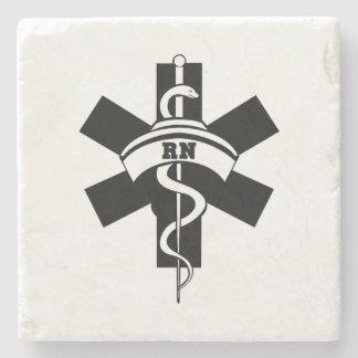 RN Nurses Stone Coaster