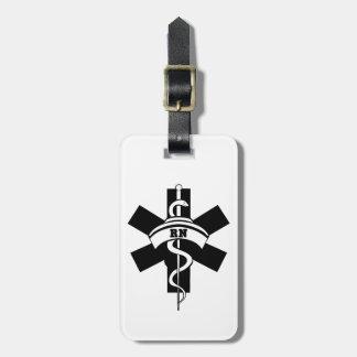 RN Nurses Travel Bag Tags