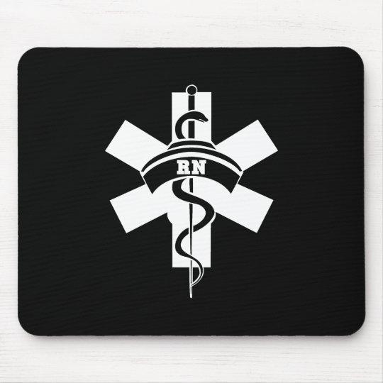 RN Nurses Mouse Pad