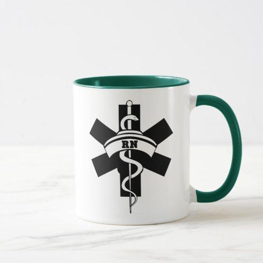 RN Nurses Mug