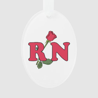 RN Nurses Ornament