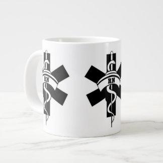 RN Nurses Jumbo Mug