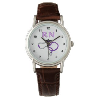 Nurses Watches Personalized