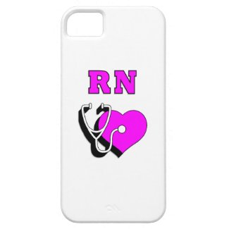 RN Nursing Care iPhone 5 Cases