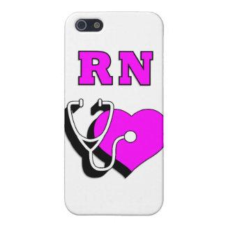 RN Nursing Care iPhone SE/5/5s Case