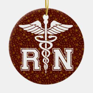 RN personalizado Ornamentos Para Reyes Magos