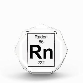 Rn - Radón