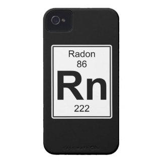 Rn - Radon Case-Mate iPhone 4 Case