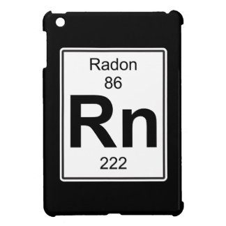 Rn - Radon iPad Mini Cover
