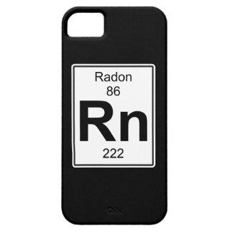 Rn - Radon iPhone SE/5/5s Case