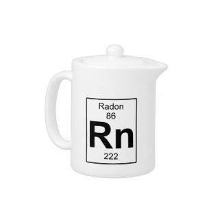 Rn - Radon Teapot