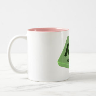 Rn Radon Two-Tone Coffee Mug