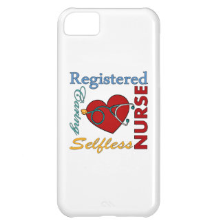 RN - Registered Nurse iPhone 5C Cases