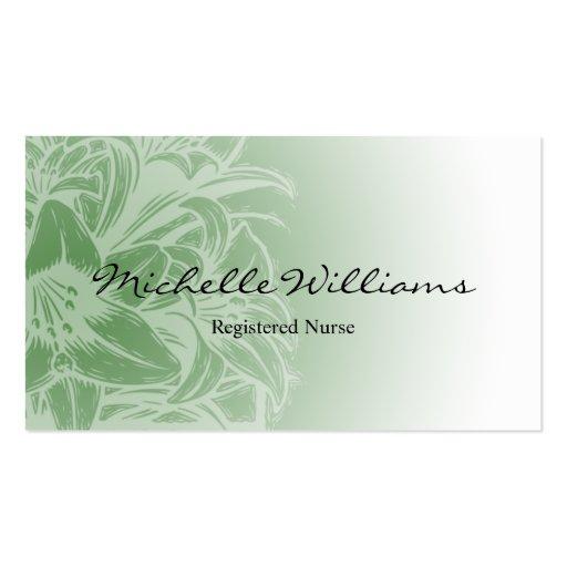 Nursing business cards 700 nursing business card templates for Nurse business cards
