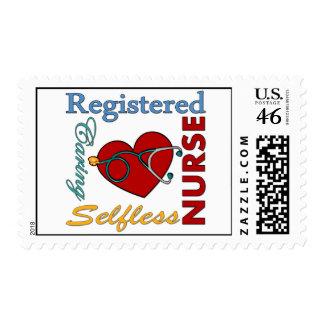 RN- Registered Nurse Stamps