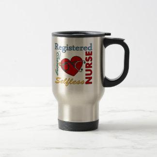 RN - Registered Nurse Travel Mug