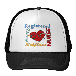 RN - Registered Nurse Trucker Hat