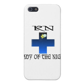 RN-Señora de la noche iPhone 5 Funda