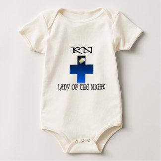 RN-Señora de la noche Trajes De Bebé