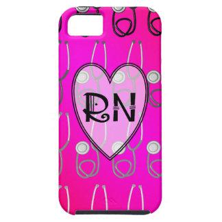 RN Stethoscope Design iPhone SE/5/5s Case