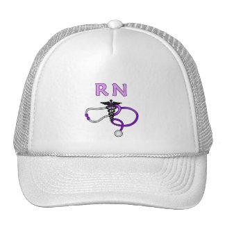 RN Stethoscope Trucker Hat