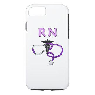 RN Stethoscope iPhone 7 Case