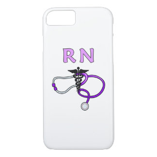 RN Stethoscope iPhone 8/7 Case