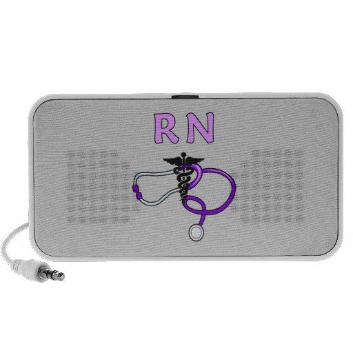RN Stethoscope iPod Speaker