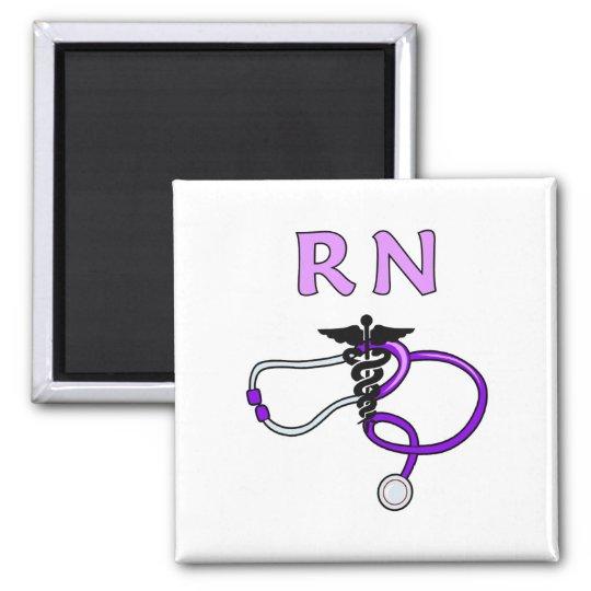 RN Stethoscope Magnet