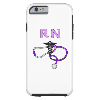 RN Stethoscope Tough iPhone 6 Case