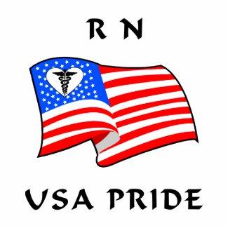 RN USA Pride bag