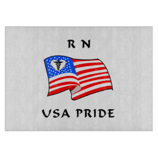 RN USA Pride Cutting Boards