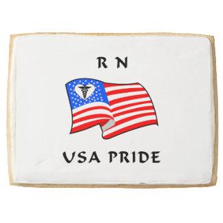 RN USA Pride Jumbo Cookie