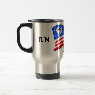 RN USA Pride mug