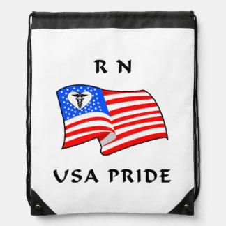 RN USA Pride Backpack